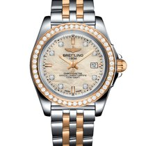 Breitling Galactic 32 Steel Mother of pearl United States of America, Florida, Boca Raton