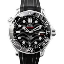 Omega Seamaster Diver 300 M Steel 42mm Black United States of America, California, San Mateo