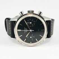 Heuer Steel Manual winding 3647N pre-owned