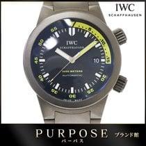 IWC Aquatimer Automatic 2000 gebraucht 42mm Titan
