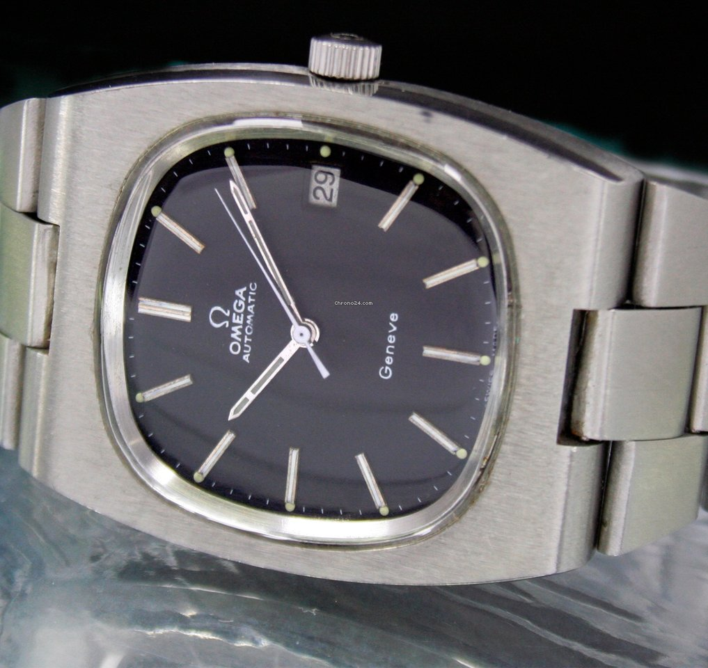 a2bc9c48ead Omega Genève - Todos os preços de relógios Omega Genève na Chrono24