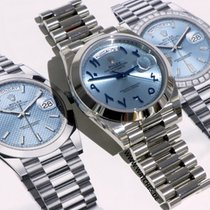 Rolex 40mm Automatic new Day-Date 40 Blue