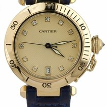 Cartier Pasha C Yellow gold 35mm Yellow United States of America, New York, Lynbrook