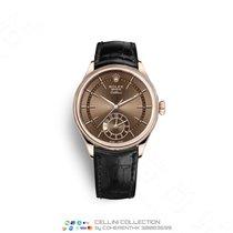 Rolex Cellini Dual Time m50525-0016 2019 new