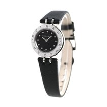 Bulgari B.Zero1 Steel 23mm Black