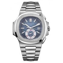 Patek Philippe 5980/1A-001 Steel Nautilus 40.5mm new United States of America, New York, New York
