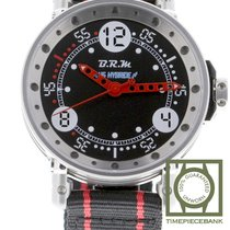 B.R.M Steel 44mm Quartz V6-44-HB-BG-CN-ADR new