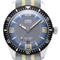 Oris Divers Sixty Five Steel 40mm Blue