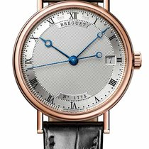 Breguet Rose gold 33.5mm Automatic 9067BR/12/976 new