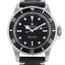 Rolex Submariner 5513 5513 1970 pre-owned