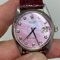 Rolex 6694 Steel 1970 Oyster Precision pre-owned