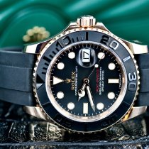 Rolex Yacht-Master 40 new 2015 Automatic Watch with original box and original papers 116655