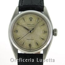 Rolex 6422 Steel 1957 Oyster Precision 34mm pre-owned