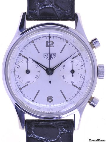 Heuer Mans Wristwatch, Chronograph for SOLD for sale from a Trusted Seller on Chrono24