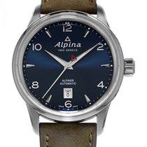 Alpina Acero 41.5mm Automático AL-525N4E6 nuevo