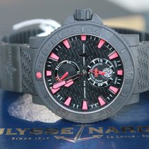 Ulysse Nardin Diver Black Sea 263-92-3c new