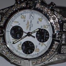 Breitling Superocean Chronograph Diamonds