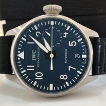 IWC Big Pilot 7 Days Power Reserve 46mm Completo