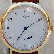 Breguet Classique 5140 Brown Strap Arab Numbers 5140BA299W6