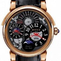 Bovet Fleurier Amadeo 18K Rose Gold Men's Watch