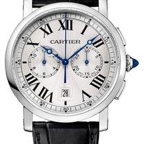 Cartier Rotonde de Cartier neu 40mm Stahl