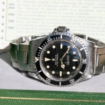Rolex Submariner 5513 Gilt Dial with Box and Papers from 1965