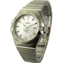 Omega 123.10.31.20.05.001 Constellation 09 Brushed Chronometer...