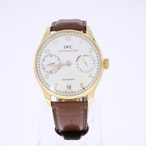 IWC Portugieser 7 Days 18K Gold 5001
