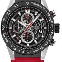 TAG Heuer CAR2A1Z.FT6050 Steel 2016 Carrera Calibre HEUER 01 new United States of America, New York, Brooklyn