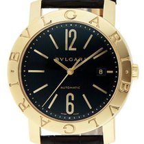 Bulgari Yellow gold Automatic new Bulgari