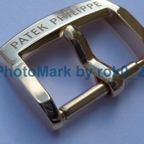 Patek Philippe GANDOLO 18K  YELLOW GOLD 16mm TANG PIN BUCKLE...
