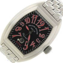 Franck Muller Geneve King Taormina Stainless Steel 8005 SC Watch