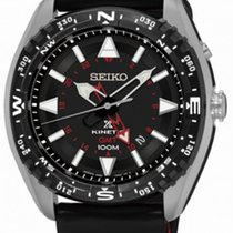 Seiko PROSPEX LAND SUN 049P2 GMT Kinetic-Made in JAPAN