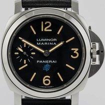 Panerai Luminor Marina neu 2016 Handaufzug Uhr mit Original-Box und Original-Papieren PAM 631