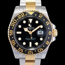 Rolex 116713LN Yellow gold GMT-Master II new United States of America, California, San Mateo