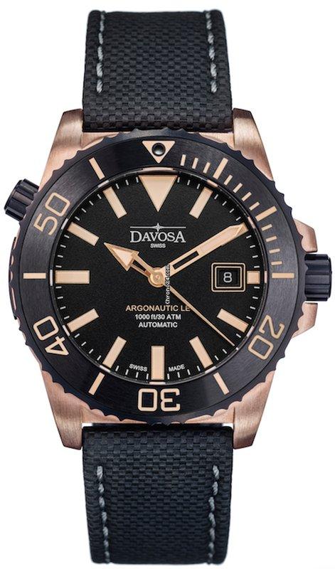 Ceny hodinek Davosa Argonautic  98dc5de6895
