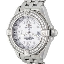 Breitling Cockpit Lady pre-owned 31mm Steel