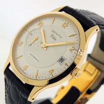 Zenith Classic Elite 34/64.1125.680 Ultra Thin Automatic 18k Gold