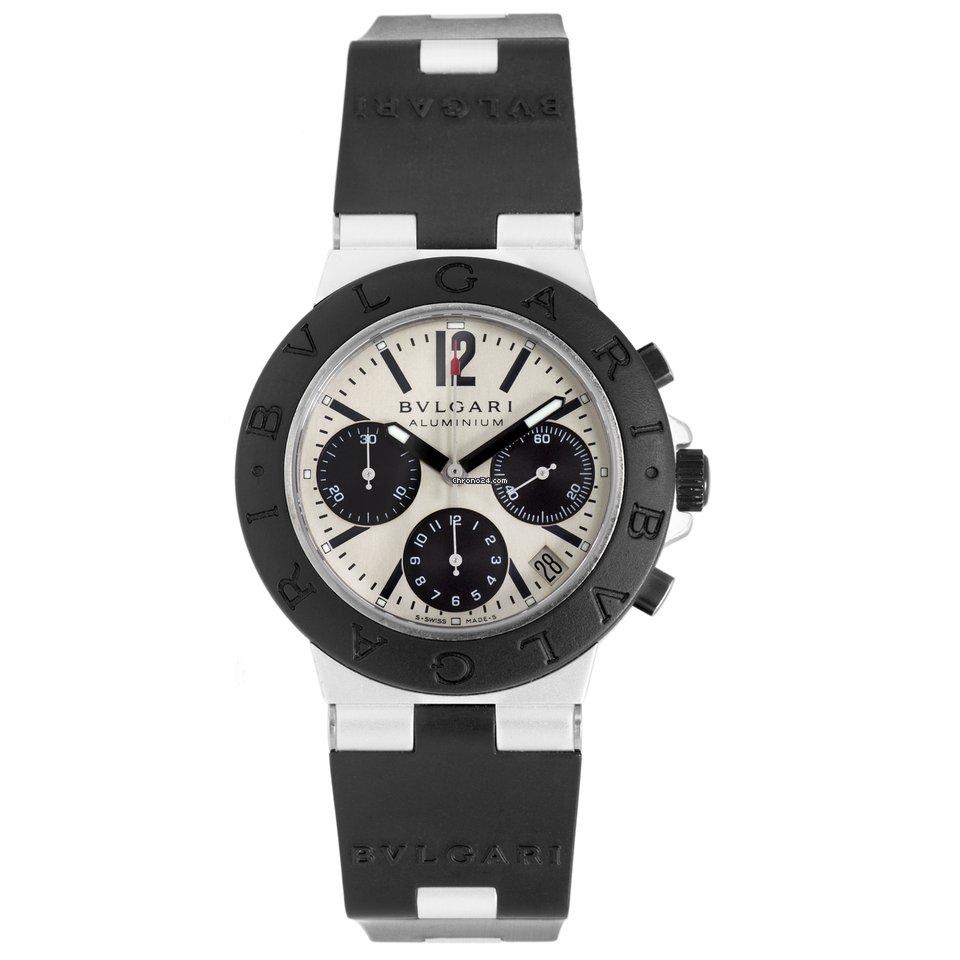 ea6782fe99a Comprar relógios Bulgari Alumínio