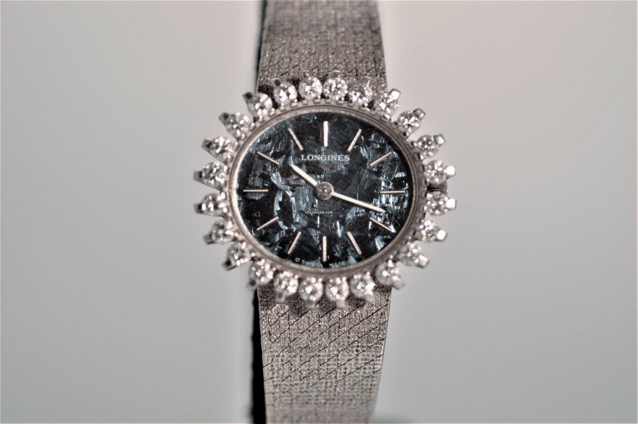 a2133895578 Relógios de senhora Longines - Relógios de senhora 3.609 Longines na  Chrono24