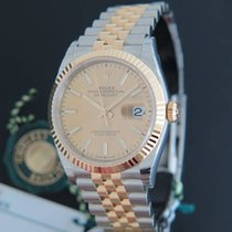 Rolex Datejust NEW 126233 Champagne dial