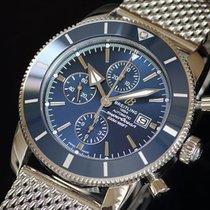 Breitling Superocean Héritage II Chronographe pre-owned Steel