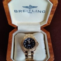 Breitling Superocean (Submodel) tweedehands 42mm Geelgoud