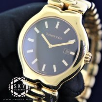 Tiffany 34mm Quartz pre-owned