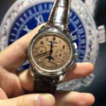 百達翡麗 5270P-001 鉑 Perpetual Calendar Chronograph