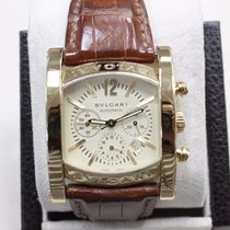 Bulgari Assioma pre-owned 44mm Yellow gold