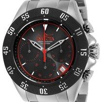 Invicta Men's 27772 Speedway Quartz Chronograph Gunmetal Dial    for