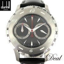 Alfred Dunhill Steel 42mm Automatic DCX551AL pre-owned