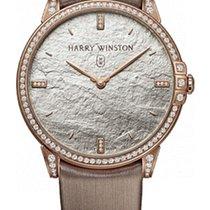 Harry Winston Midnight 450/UQ39RL.AA/D3.1 new