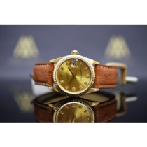Rolex Yellow gold 31mm Automatic 78278 pre-owned